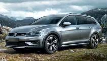 Volkswagen Golf Alltrack na prenájom s RAI Internacional
