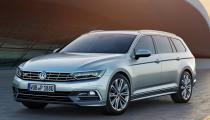 Volkswagen Passat na prenájom
