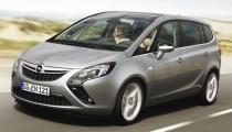 Prenájom Auta Opel Zafira