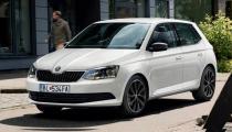 Prenájom auta - Škoda Fabia TDi