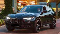 Prenájom auta Maserati Levante diesel