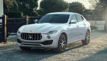Prenájom auta Maserati Levante benzin