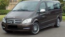 Prenájom auta Mercedes Viano