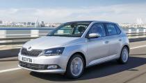 Prenájom auta - Škoda Fabia