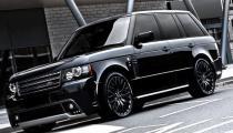 Prenájom auta Land Rover Range Rover Sport