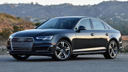 Audi A4 na prenájom s RAI Internacional