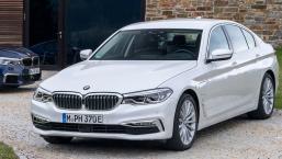BMW radu 5 na prenájom s RAI Internacional