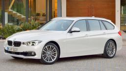 BMW radu 3 Touring na prenájom s RAI Internacional