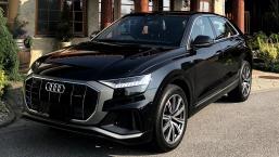 Prenájom auta Audi Q8