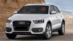 Prenájom auta Audi Q3